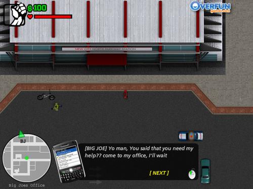 GTA 2 онлайн