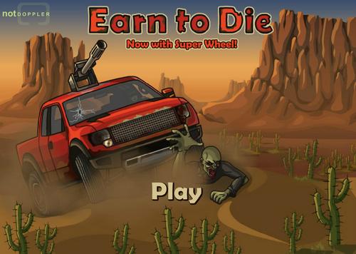 Earn To Die онлайн