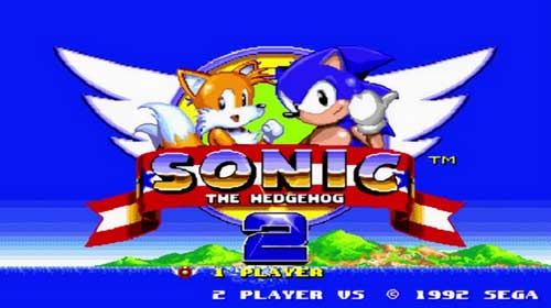 Играть Sonic The Hedgehog 2 онлайн