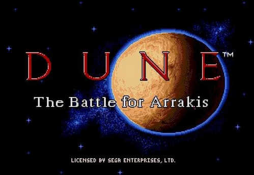 Dune The Battle for Arrakis
