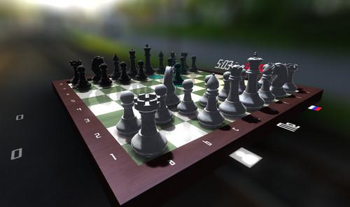 3D шахматы онлайн